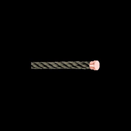 CABLE KAKI PER BRACCIALE MODELLO LARGE - 6B0202
