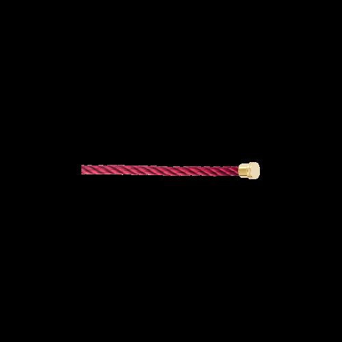 CABLE BORDEAUX PER BRACCIALE MODELLO LARGE - 6B0318