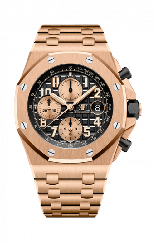 ROYAL OAK CRONOGRAFO AUTOMATICO - 26470OR.OO.1000OR.03