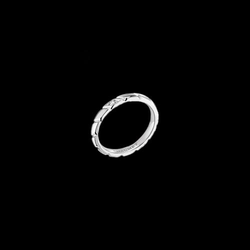 CHAUMET - FEDE NUZIALE TORSADE DE CHAUMET IN ORO BIANCO - 082721