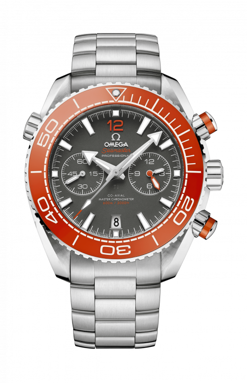 SEAMASTER PLANET OCEAN 600M OMEGA CO-AXIAL MASTER CHRONOMETER CHRONOGRAPH 45,5 MM - 215.30.46.51.99.001