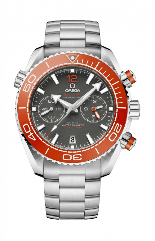 PLANET OCEAN 600M OMEGA CO-AXIAL MASTER CHRONOMETER CHRONOGRAPH 45,5 MM - 21530465199001