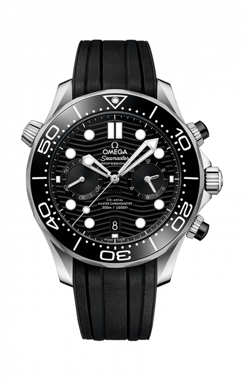 SEAMASTER DIVER 300M OMEGA CO-AXIAL MASTER CHRONOMETER CHRONOGRAPH 44 MM - 210.32.44.51.01.001