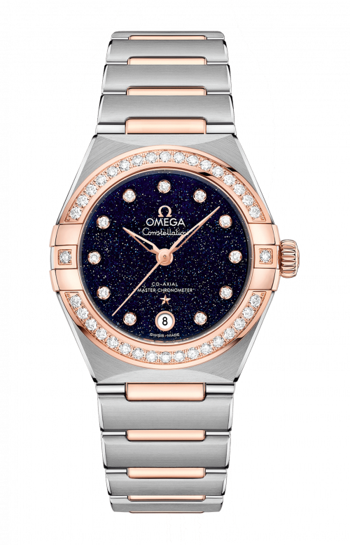 CONSTELLATION OMEGA CO-AXIAL MASTER CHRONOMETER 29 MM - 131.25.29.20.53.002