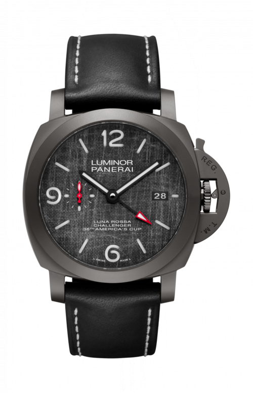 LUMINOR LUNA ROSSA GMT - 44 MM - PAM01036