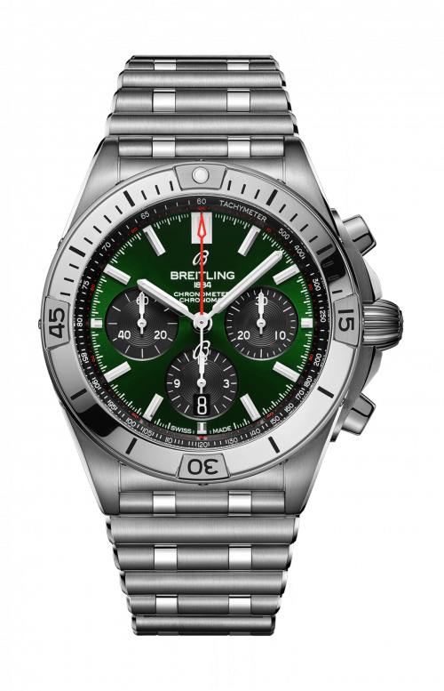 CHRONOMAT B01 42 BENTLEY - AB01343A1L1A1