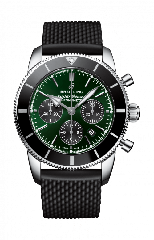 SUPEROCEAN HERITAGE B01 CHRONOGRAPH 44 LIMITED EDITION - AB01621A1L1S1