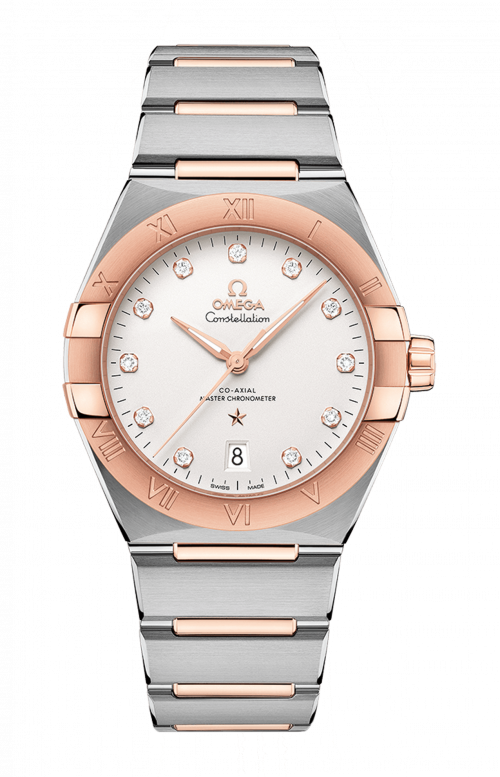 CONSTELLATION OMEGA CO-AXIAL MASTER CHRONOMETER 39 MM - 131.20.39.20.52.001