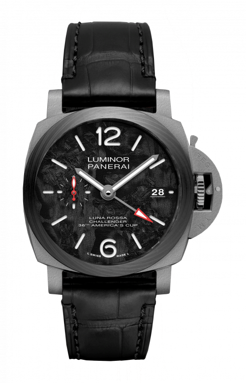 LUMINOR LUNA ROSSA GMT - 42 MM - PAM01096