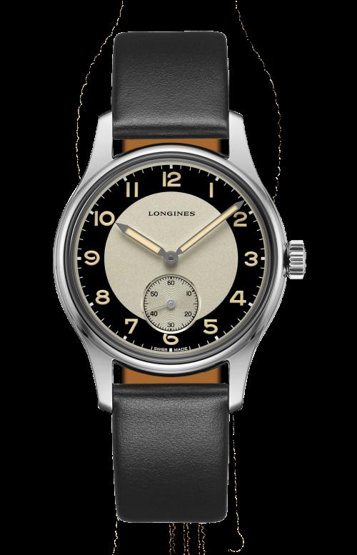 LONGINES HERITAGE CLASSIC - TUXEDO - L2.330.4.93.0
