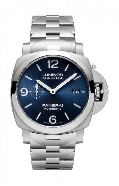 LUMINOR MARINA SPECCHIO BLU - 44 MM - PAM01316