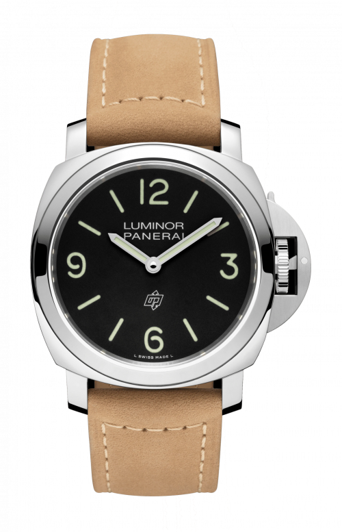 LUMINOR BASE LOGO - 44 MM - PAM01086