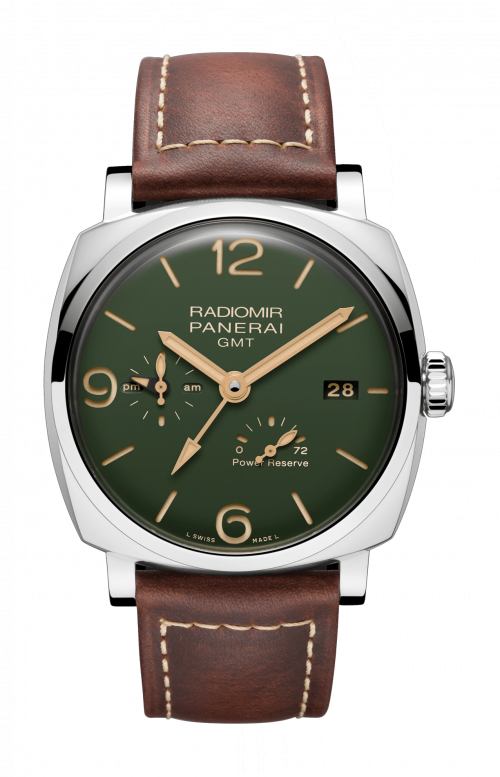 RADIOMIR GMT POWER RESERVE - 45 MM - PAM00999