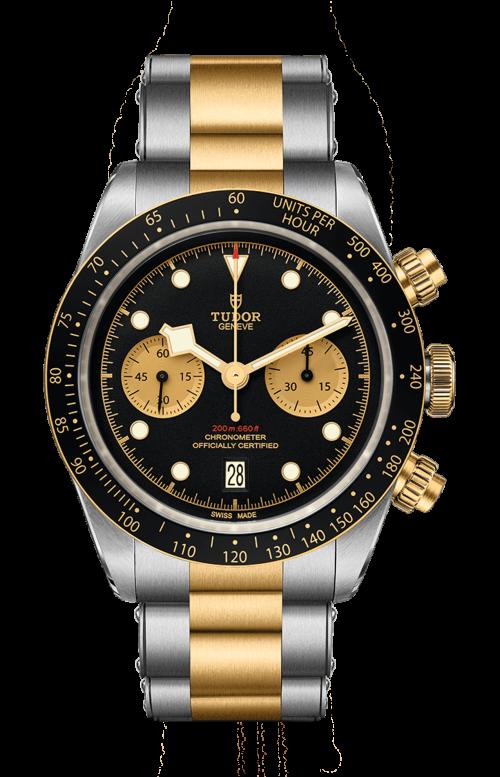 BLACK BAY CHRONO S&G - M79363N-0001