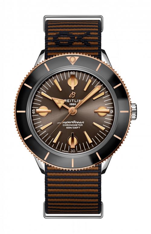 SUPEROCEAN HERITAGE '57 OUTERKNOWN LIMITED EDITION - U103701A1Q1W1