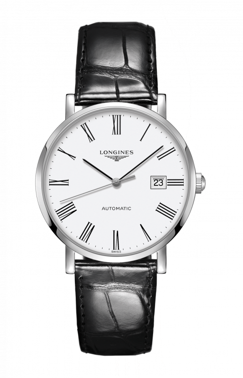 THE LONGINES ELEGANT COLLECTION - L4.910.4.11.2