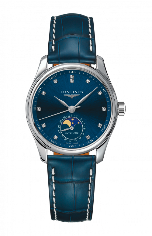 THE LONGINES MASTER COLLECTION -  L2.409.4.97.0