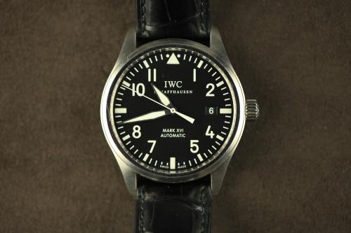 IWC PILOT'S WATCHES MARK XVI - IW325501 - U-IW325501