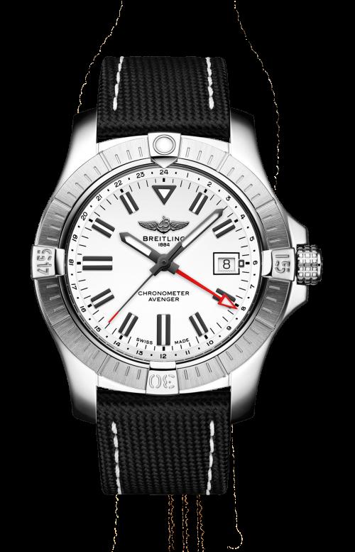 AVENGER AUTOMATIC GMT 43 - A32397101A1X2