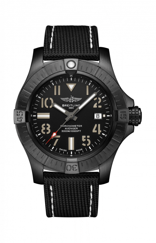 AVENGER AUTOMATIC 45 SEAWOLF NIGHT MISSION - V17319101B1X2