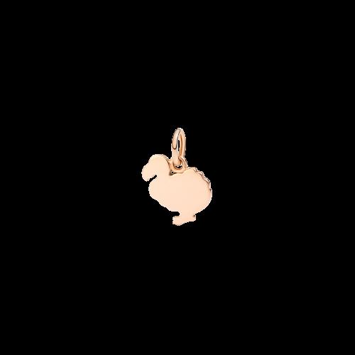 DODO TERRA - DODO - CIONDOLO IN ORO ROSA 9 KT - DMDOP/9/K