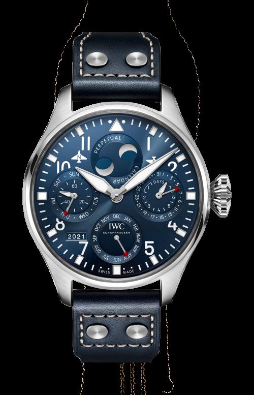 BIG PILOT'S WATCH PERPETUAL CALENDAR - IW503605