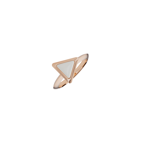 ANELLO BE THE ONE GEM IN ORO ROSA E KOGOLONG - RGB1-B-PK-21-00-00-00-----FP------