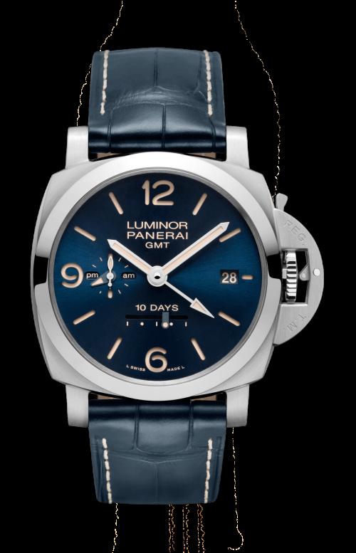 LUMINOR GMT 10 DAYS - 44 MM - PAM00986
