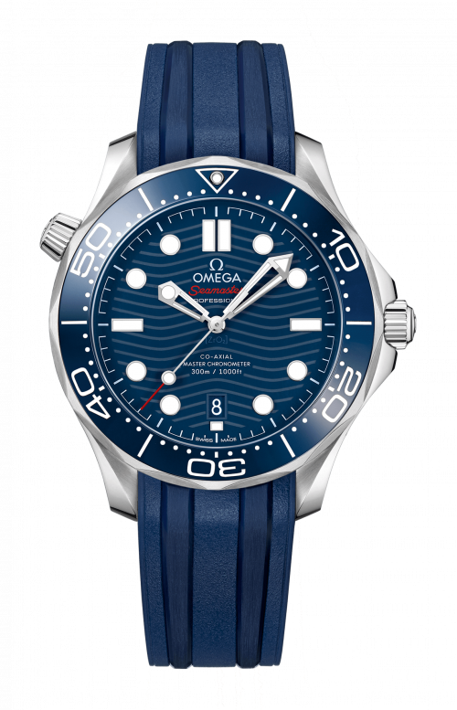 SEAMASTER DIVER 300M OMEGA CO-AXIAL MASTER CHRONOMETER 42 MM - 210.32.42.20.03.001