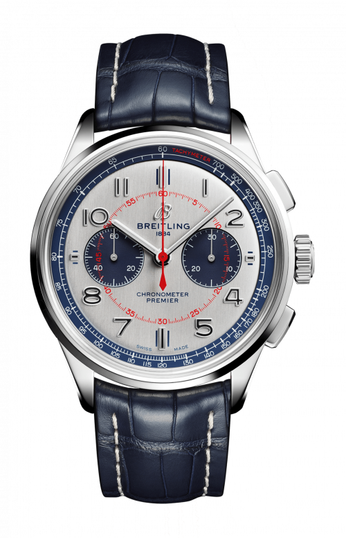 PREMIER B01 CHRONOGRAPH 42 BENTLEY MULLINER LIMITED EDITION - AB0118A71G1P1
