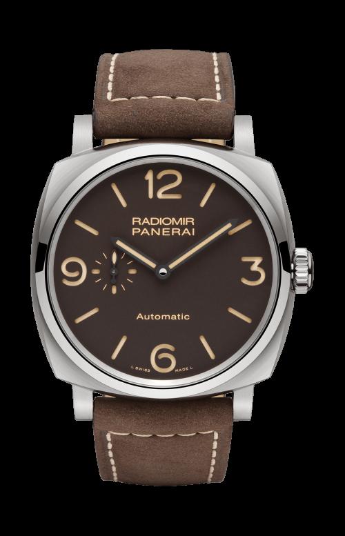 RADIOMIR 1940 3 DAYS AUTOMATIC TITANIO - 45MM - PAM00619