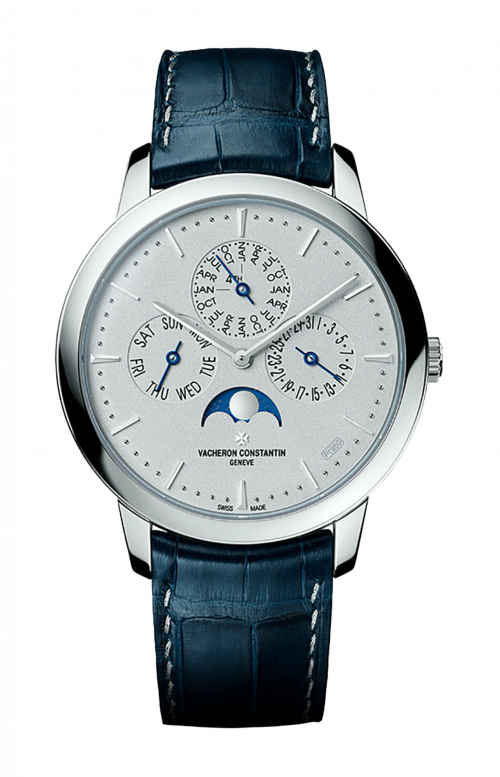 PATRIMONY  CALENDARIO PERPETUO - COLLECTION EXCELLENCE PLATINE - LIMITED EDITION 100 PZ. - 43175/000P-B190