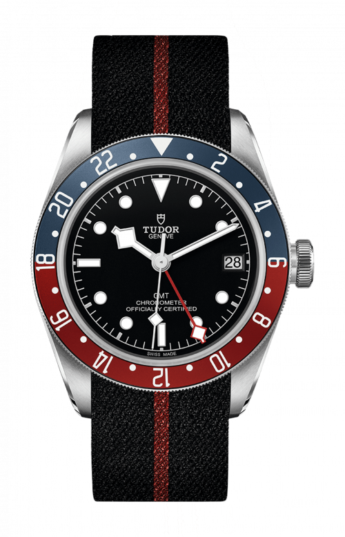 BLACK BAY GMT - M79830RB-0003