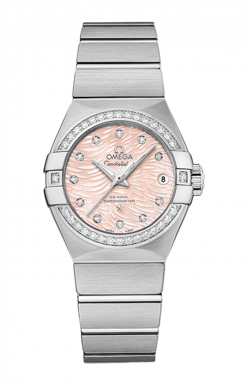 CONSTELLATION OMEGA CO-AXIAL 27 MM - 123.15.27.20.57.002