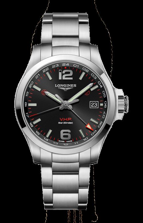 CONQUEST V.H.P. GMT - L3.718.4.56.6