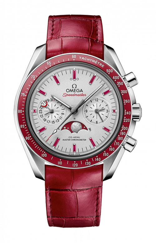 SPEEDMASTER MOONWATCH OMEGA CO-AXIAL MASTER CHRONOMETER MOONPHASE CHRONOGRAPH 44,25 MM - 304.93.44.52.99.002