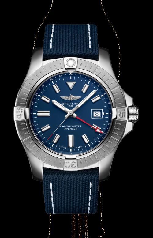 AVENGER AUTOMATIC GMT 45 - A32395101C1X1