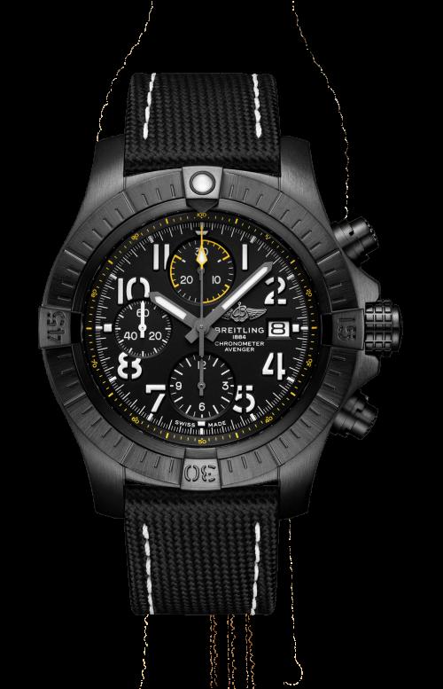 AVENGER CHRONOGRAPH 45 NIGHT MISSION - V13317101B1X1